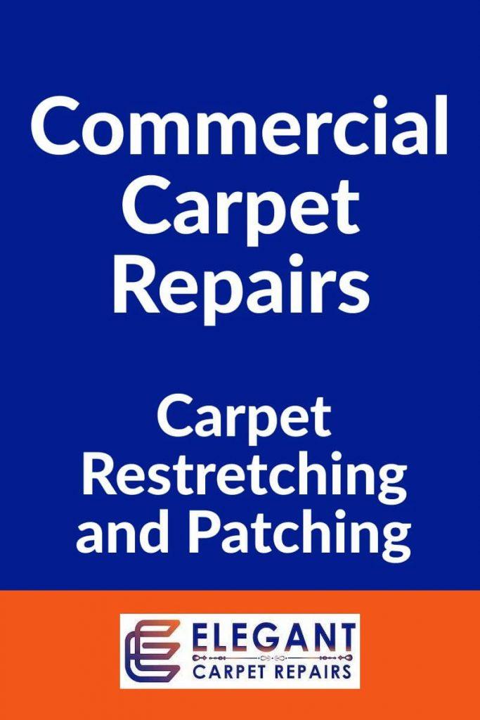 Local office carpet repair services