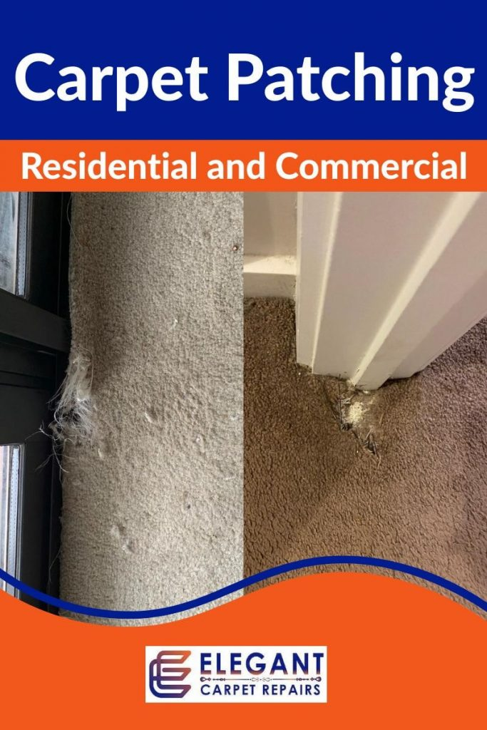Local carpet patching services